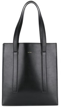Paul Smith Women's Black Leather Tote.