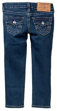 True Religion Single End Denim Jeans (Toddler, Little Girls, & Big Girls)