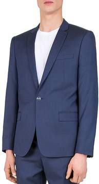 The Kooples Psychedelic Diamond Classic Fit Sport Coat