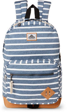 Steve Madden Stripe Jersey Dome Backpack