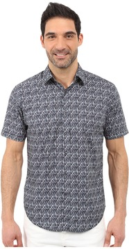 James Campbell Dickens Short Sleeve Woven