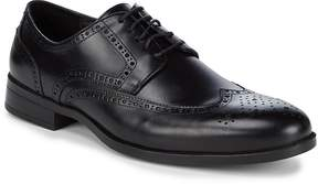 Saks Fifth Avenue Men's Leather Blucher Perforated Dress Shoes