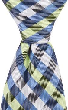 Class Club Gold Label 12 Checked Tie