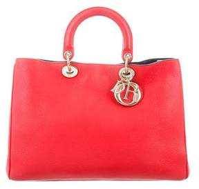 Christian Dior Medium Diorissimo Satchel