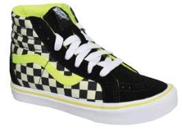 Vans Kids Vans Kids' Sk8 Hi-Top Reissue Lite Sneaker - Black