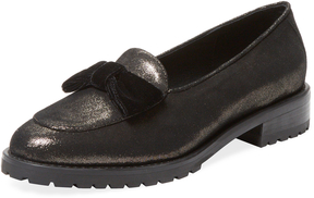 F-Troupe Women's Lizzie Bow Loafer