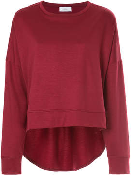ASTRAET high low T-shirt