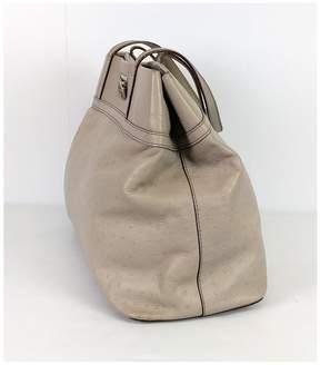 Kate Spade Taupe Leather Handbag