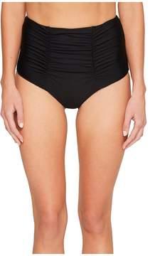 Becca by Rebecca Virtue Color Code High Waist-Pant Bottoms Women's Swimwear