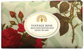 Smallflower Vintage Rose Soap by The English Soap Company (200g Soap)