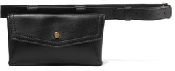 Iris and Ink Terry Leather Belt Bag