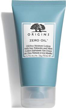 Zero Oil Oil-free Moisture Lotion with Saw Palmetto & Mint