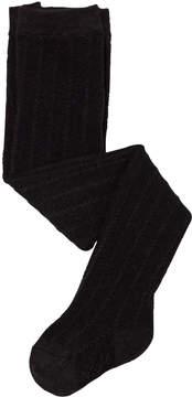 Molo Dark Grey Melange Structured Tights