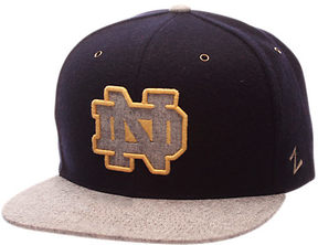 Zephyr Notre Dame Fighting Irish College Executive Snapback Hat