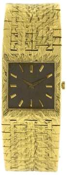 Piaget Vintage 50s/60s Yellow Gold Mens Watch
