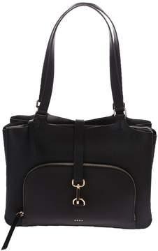 DKNY Black Paris Large Tote Bag