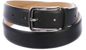 Barneys New York Barney's New York Leather Dress Belt