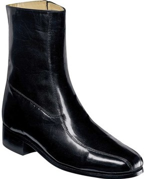 Nunn Bush Bristol 3014 Bicycle Toe Side Zipper Boot (Men's)
