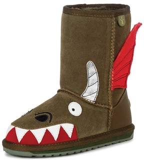 Emu Dragon Boots