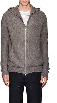 ATM Anthony Thomas Melillo Men's Bouclé Zip-Front Hoodie