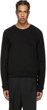 Haider Ackermann Black Short Pullover