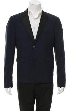 Kris Van Assche Wool Two-Button Blazer w/ Tags