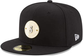 New Era Seattle Mariners Inner Gold Circle 59FIFTY Cap