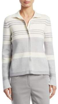 Akris Knit Cashmere Jacket