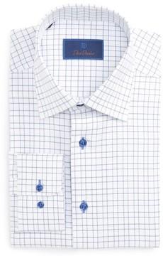 David Donahue Men's Regular Fit Dress Shirt