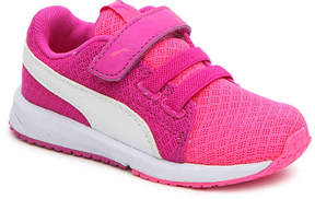 Puma Girls Carson Runner Infant & Toddler Sneaker