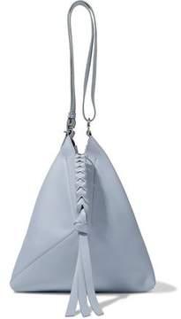 Nina Ricci Tupi Leather Shoulder Bag