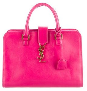 Saint Laurent 2015 Small Cabas Bag - PINK - STYLE