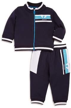 Armani Junior Boys' Track Jacket & Jogger Pants Set - Baby