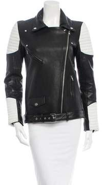 American Retro Leather Jacket
