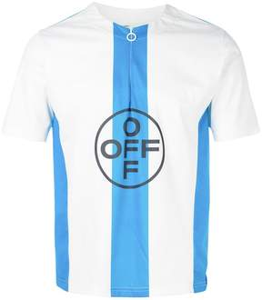 Off-White skinny cycling T-shirt