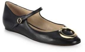 Tory Burch Caterina Leather Mary Jane