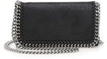 Stella McCartney Shaggy Deer Clutch