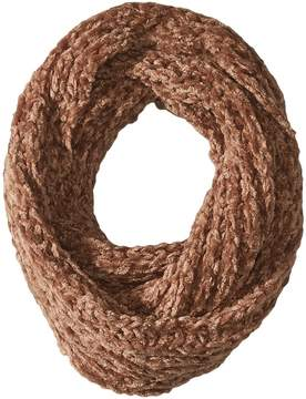 Collection XIIX Chenille Knit Loop Scarves