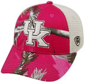 Top of the World Adult Kentucky Wildcats Doe Camo Adjustable Cap