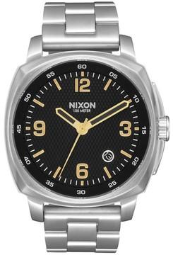 Nixon Men's Charger Bracelet Watch, 42Mm