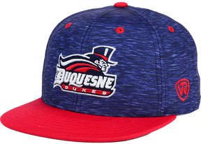 Top of the World Duquesne Dukes Energy 2-Tone Snapback Cap