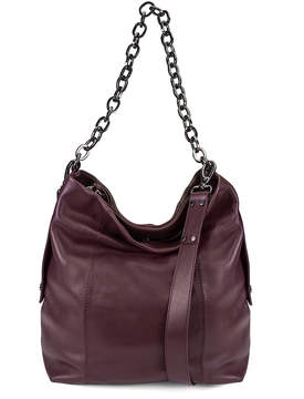 Kooba Chianti Dante Leather Hobo Bag