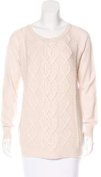Christopher Fischer Cable Knit Sweater