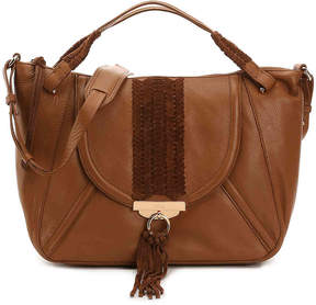 Kooba Sedona Leather Satchel - Women's