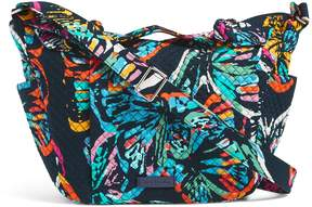 Vera Bradley Hadley On the Go Satchel - PAISLEY STRIPES - STYLE