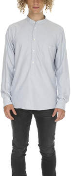 Richard James Classic Brushed Oxford Shirt