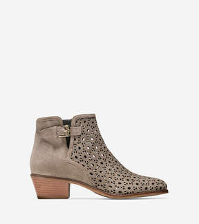 Cole Haan Willette Perforated Bootie (45mm)