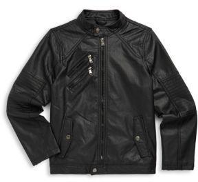 Urban Republic Boy's Stand Collar Jacket