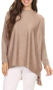 Blvd Oversized Hi-Lo Sweater