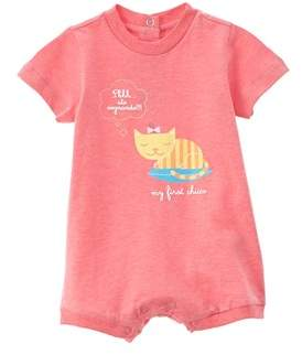 Chicco Girls' Short Sleeve Bodysuit.